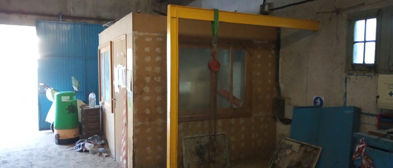 Renovation project of the EBAR Goya de Comarruga in the municipality of El Vendrell