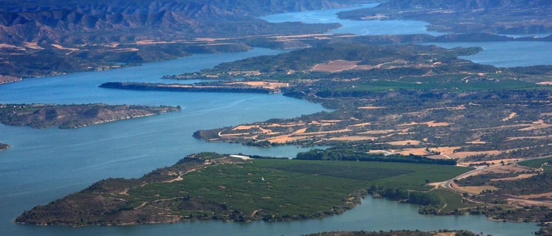 Estudi d'alternatives per l'abastament d'aigua del municipi de Caspe (Aragón)